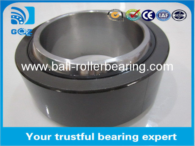High Precision Plain Spherical Bearing , GE20ES-2RS Spherical Sliding Bearing