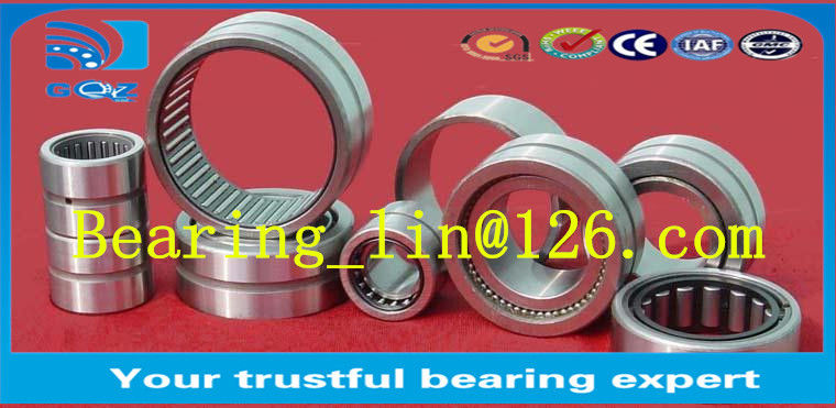 NKIA5905 Combined Needle Roller Bearing , Angular Contact Ball Bearing