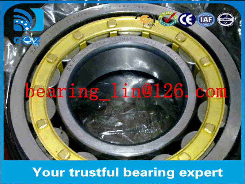 Super Precision Cylindrical Roller Bearing For Machine Tool Spindle