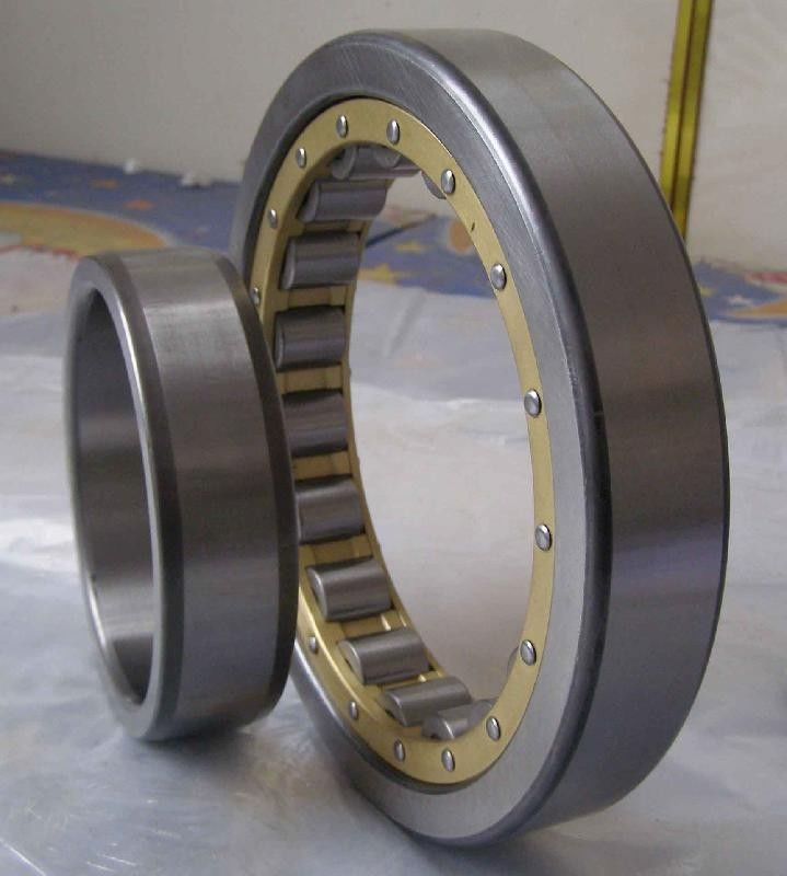 Height 160mm Cylindrical Wheel Roller Bearings Long Durability NNCF5044CV