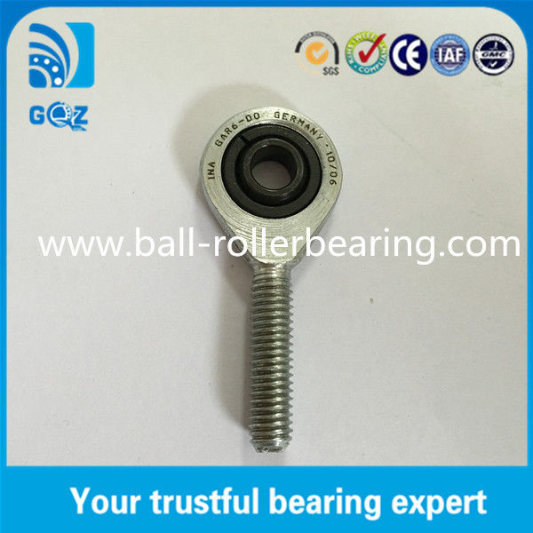 GAR6-DO Rod End Spherical Plain Bearing Customized With Right Hand Thread