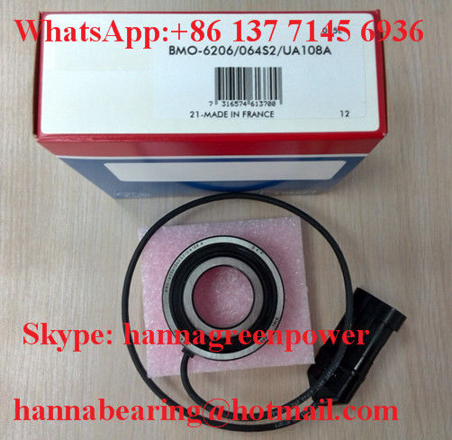 BMO-6206 064S2 UA108A Motor Encoder Unit Sensor Bearing 30x62x22.2mm
