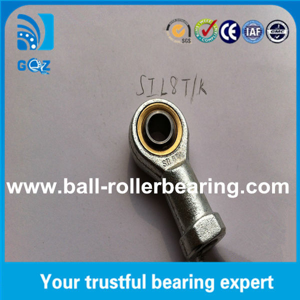 High Speed and Low Noise Spherical Plain bearing M64*4 Excavato SI80ES 80x182x55mm