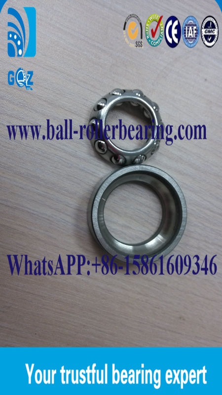 DAC36680033 Automotive Ball Bearings Steel Cage Size 36*68*33