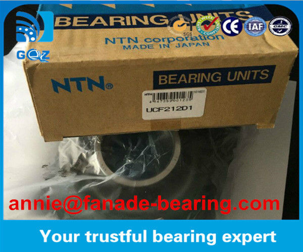 NTN Bearing Units UCF Series Pillow block bearings UCF212D1NTN agricultural farming machinery bearing housing UCF212D1
