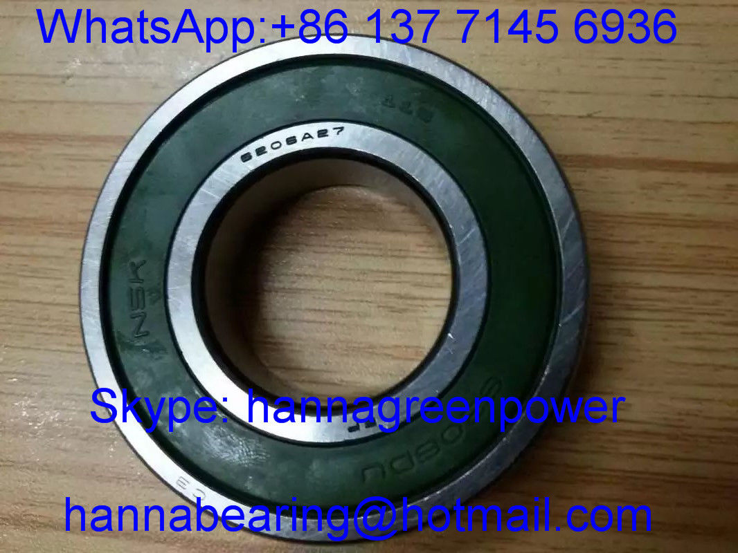 6206A27 / 6206A27 C3 / EP6206A27C3  Japan Made Deep Groove Ball Bearing 30*62*16mm