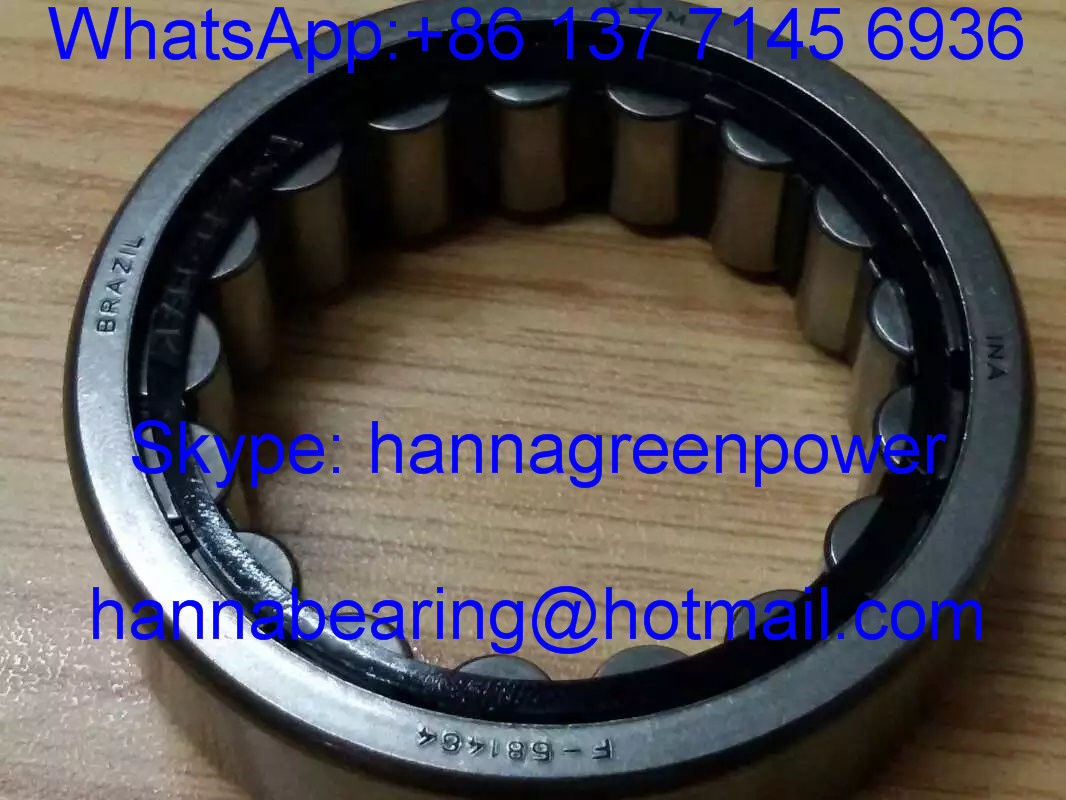 F-581484  Needle Roller Bearing / F-581484KLM Automotive Cylindrical Roller Bearing