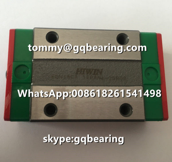 Competitive Price HIWIN EGH15CA EGH15CAZAC Square Type Linear Guideway and Block