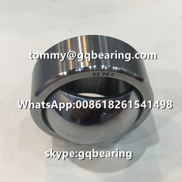 Maintenance Free GE30C 440C Stainless Steel Radial Spherical Plain Bearing