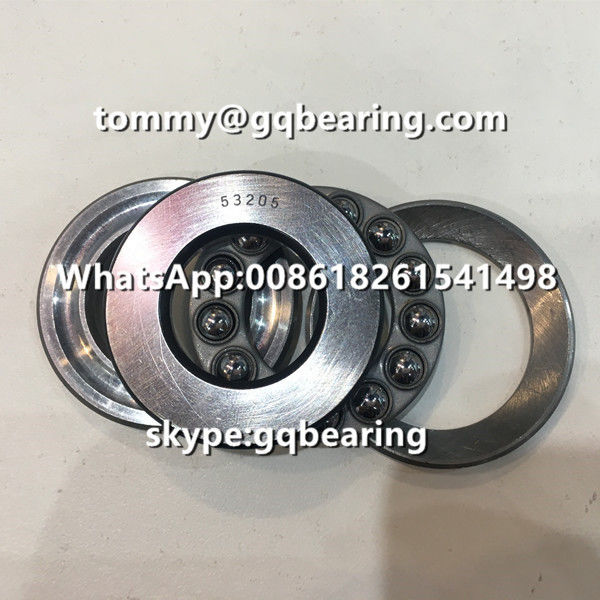 Vertical Water Pump 53205 Thrust Ball Bearing with U205 Seating Washer