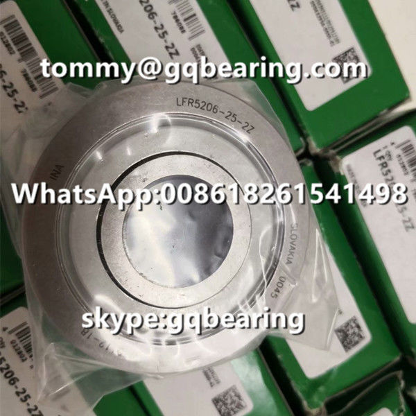 Slovakia Made INA LFR5206-25-2Z Profiled Outer Ring Track Roller Bearing