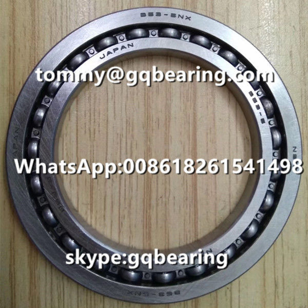 GCR15 STEEL Material NSK B53-5 B53-5NX Automotive Deep Groove Ball Bearing