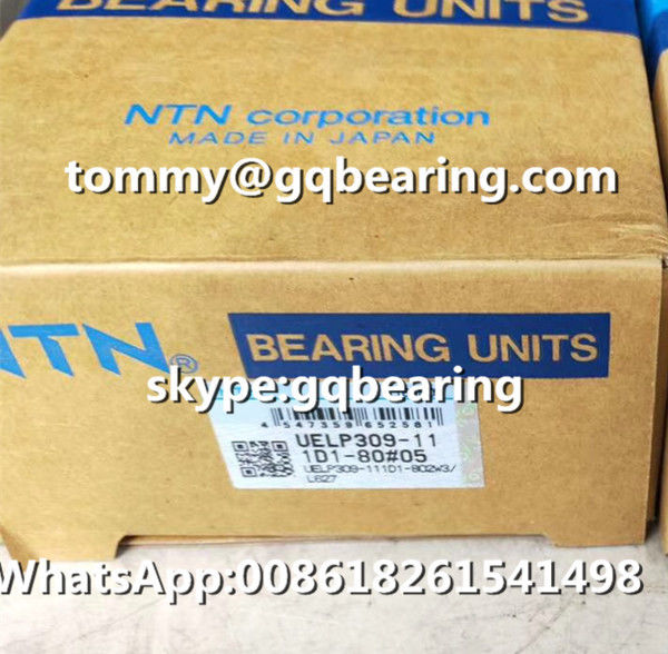 NTN UELP309-111D1 UELP309-111D1-80 Cast Iron Material Pillow Block Bearing Units