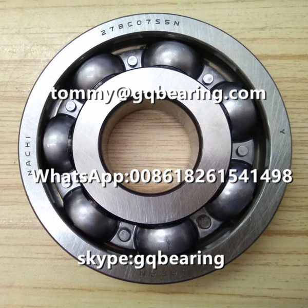 NACHI 27BC07S5N Deep Groove Ball Bearing Honda 91001-RPC-006 Automotive Gearbox Bearing