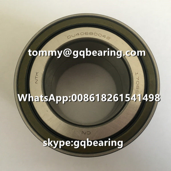 Gcr15 Steel Material DU40680042 Wheel Hub Bearing DAC40680042 Automotive Bearing 40 x 68 x 42 mm