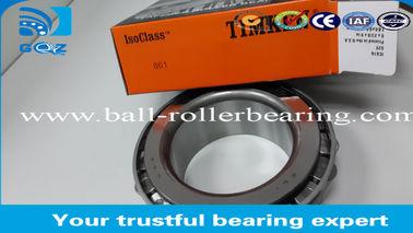 Gaiola de bronze rolamentos de rolo de alta velocidade afilados HH224346/HH224310D