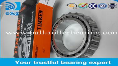 Rolamento de rolo afilado dobro da fileira, gaiolade aço que carrega HM926740/HM926710D