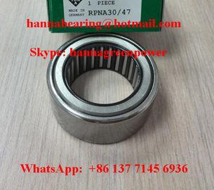 Introduza o tipo rolamento de rolo de alinhamento 25 x 42 x 20mm da agulha do auto de RPNA25/42